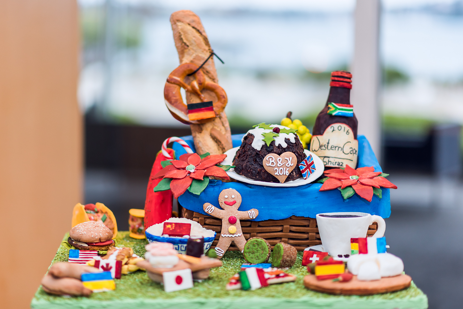 Gingerbread Competition Inn at Laurel Point