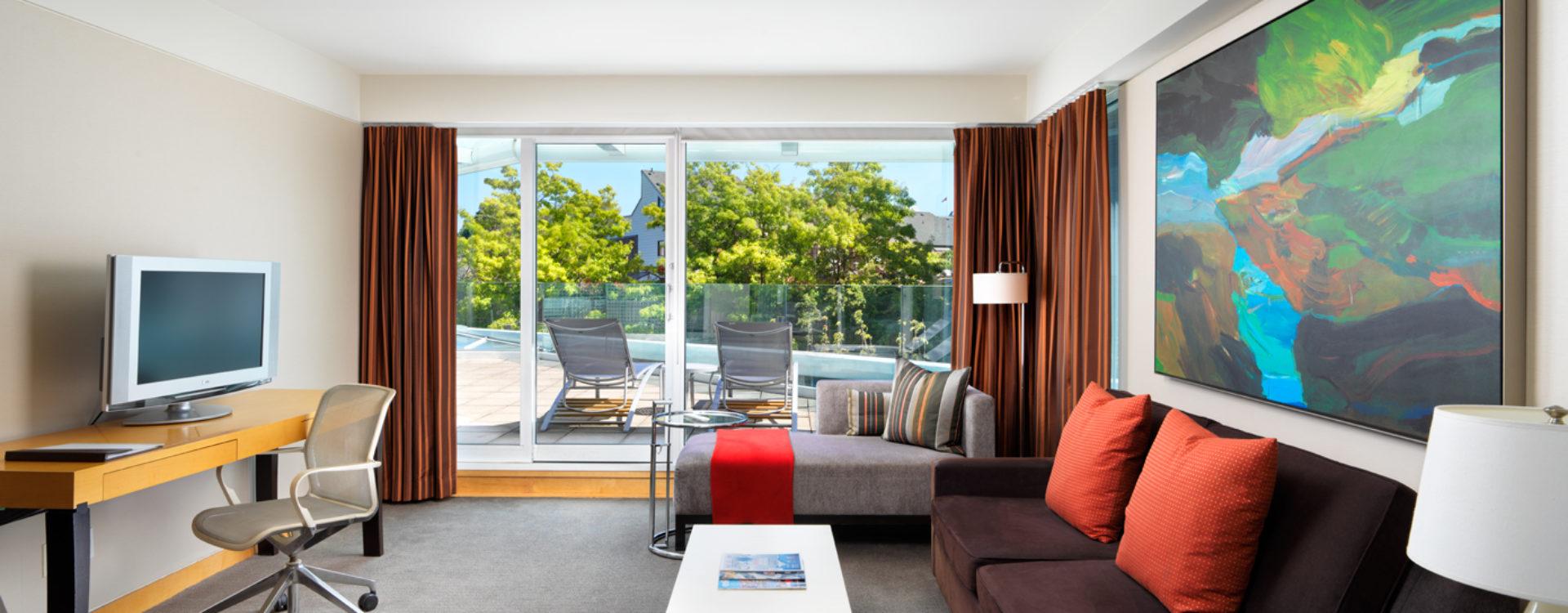 Bedroom Suite Living Room