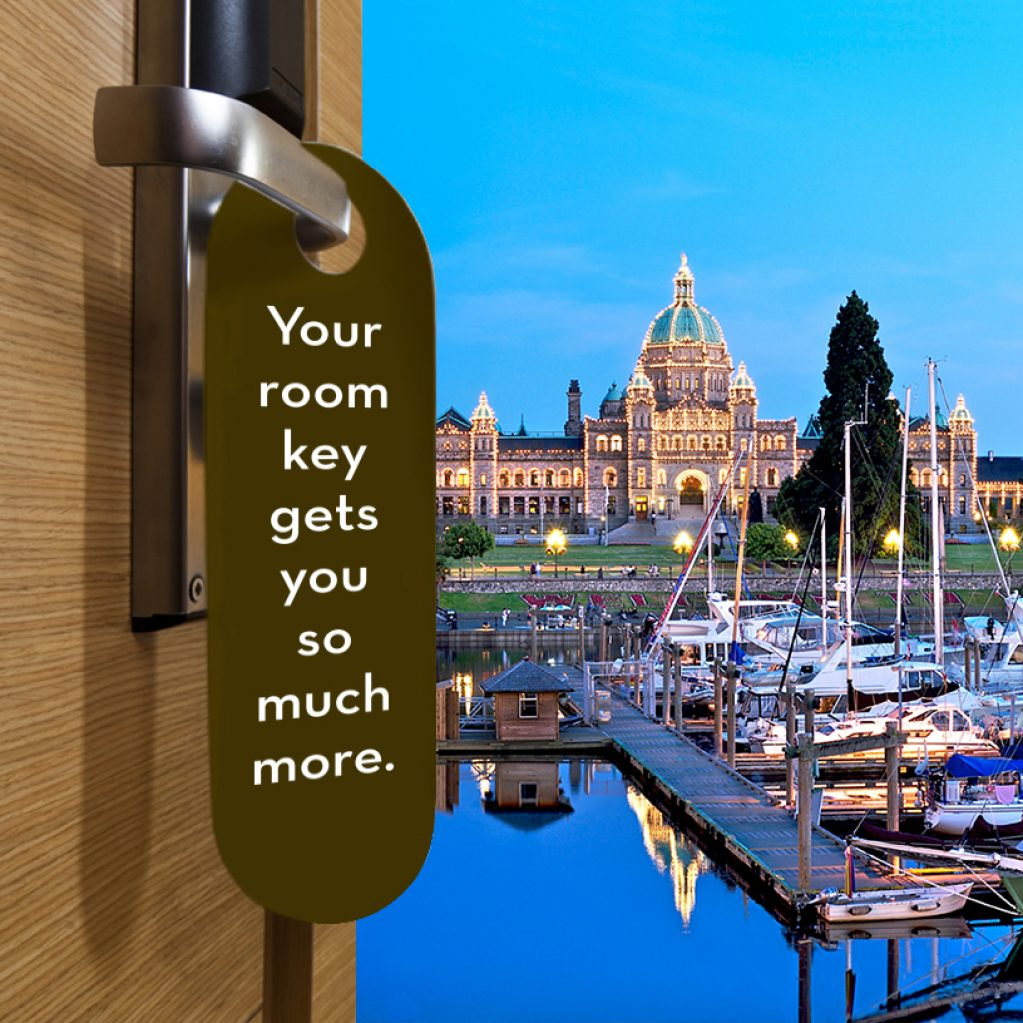 Downtown Waterfront Hotel in Victoria BC | Inn at Laurel Point